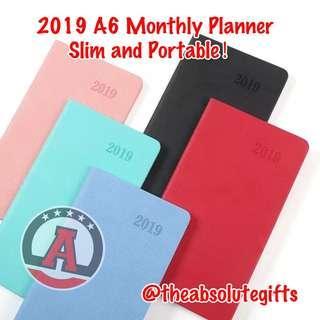 🚚 🔹2019 Planner Notebook 📅