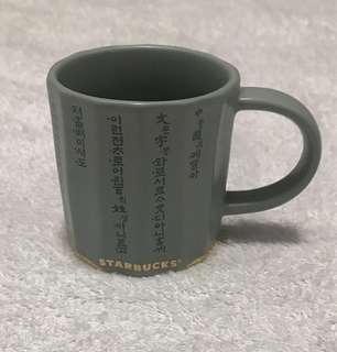 Starbucks Collector's (Small) Mug *Korea