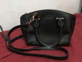 REPRICE - Charles and Keith Sling Bag