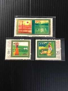 China Stamp - J119 新疆 中国邮票 1985
