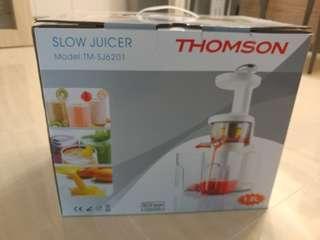 Thomson slow juicer 慢磨榨汁機