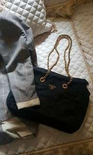 Hold   Prada Bag