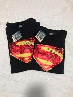 Justice League *Superman Couple Shirts