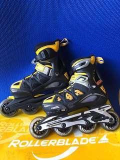 Rollerblade boys in-line skate