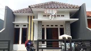 Dijual Rumah baru di arundina cibubur