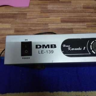 Dual channel VHF Wireless Microphone Receiver(Receiver Sahaja)