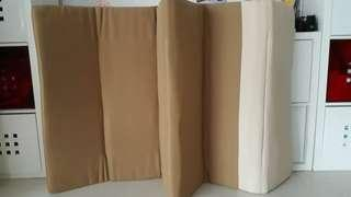 PL USED ONCE FOLDABLE MATTTRESS 185CMX90CM PERFECT FOR GUEST