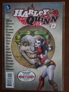 Harley Quinn #0 (2014)