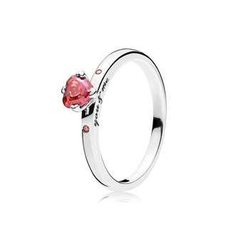 Pandora You & Me Ring Size 50