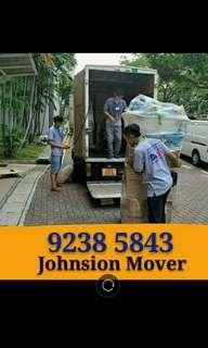 Professional experience moving services call 92385843 JohnsionMover.