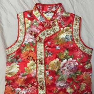BN CNY Dress 12Y Girl