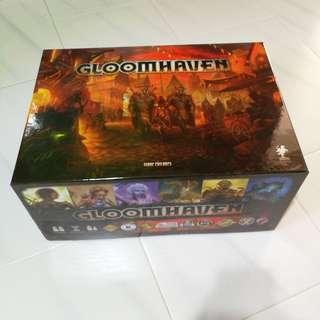 Gloomhaven and Removable Stickers Board Game
