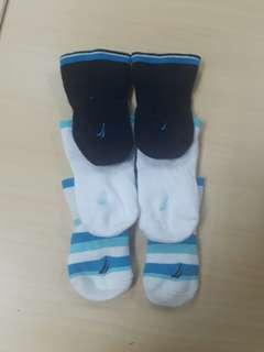 Authentic Nautica Socks