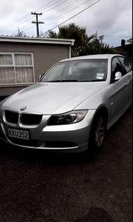 Bmw 320i low kms