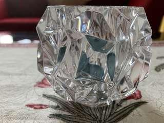 Tiffany Crystal Votive