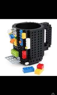 🚚 BNIB LEGO brick cups