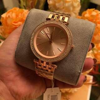Authentic MK Watch Limited stocks only