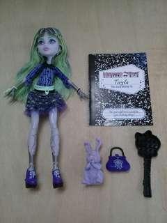 Twyla Boogieman : Monster High Deluxe Dokk