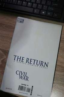 Civil War: The Return