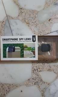 Smart phone spy lens