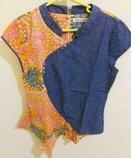 Batik Blouse #1