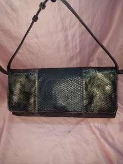 Preloved Authentic Brera CROC Shoulder bag
