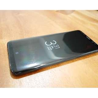 Galaxy S8 (Warranty) - FOC ClearCoat + Wireless Fast Charger