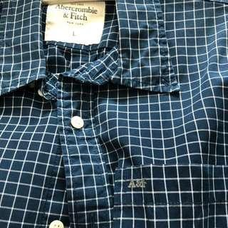 """Abercrombie and Fitch long sleeve shirt (16"""")"""