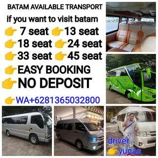 BATAM AVAILABLE TRANSPORT CNY(http://www.wasap.my/+6281365032800
