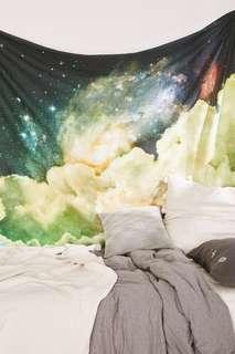 Magical Clouds Tapestry