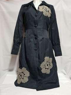 Chloe Dress Coat Size 6US on tag