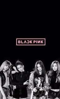 🚚 Blackpink ticket
