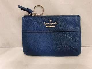 Dompet kecil ada key tag nya Kate Spade