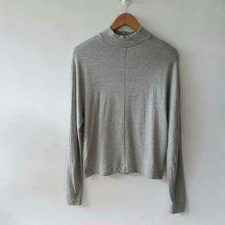 Madewell Gray Pullover