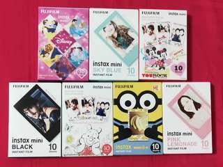 CNY Special Instax/Polaroid Film