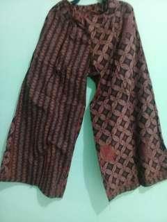 Celana Kolot Batik