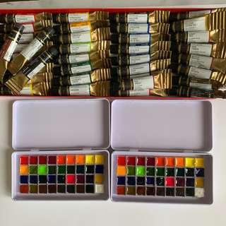 Mission Gold 36 colors - 0.5ml set