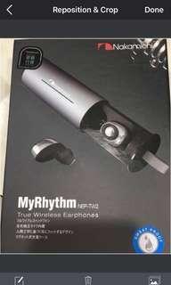 Nakamichi MyRhythm Wireless Earpod NEP-TW2