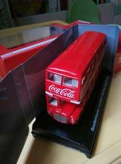 經典可口可樂巴士
