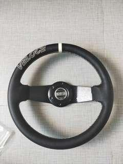 Sparco steering replica