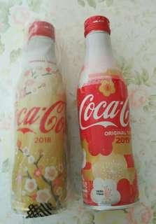 18 19年可口可樂兩支