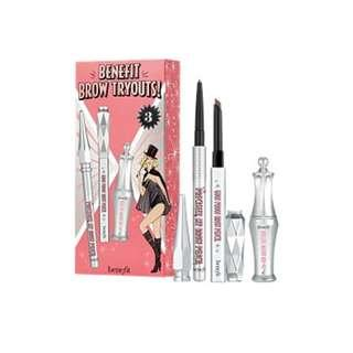 Benefit Brow Tryouts! Gift Set (Shade 3)