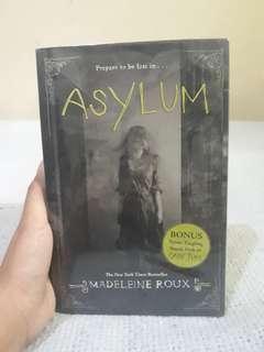 ASYLUM BOOK