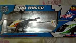 Air Ruler: Helicopter with Gyroscope