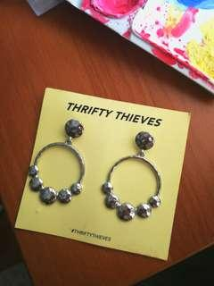 BN Thrifty Thieves Earrings