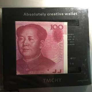 Absolutely creative wallet by TMCHY