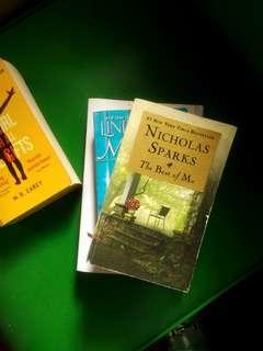 The Best of Me by Nicholas Sparks - FOR SALE (PRELOVED)
