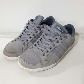 Adidas Neo Shoes Grey Colour Used