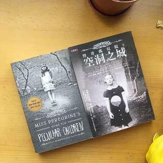 Miss Peregrine's Home For Peculiar Children (Storybook)