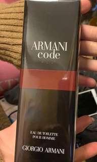 Armani Code 限量版 香水 75ml